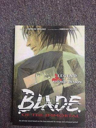 Blade Of The Immortal: Legend Of The Sword Demon (Novel) Paperback – February 23