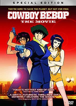 Cowboy Bebop: The Movie [Special Edition] + Cowboy Bebop, Vol. 5 and 6
