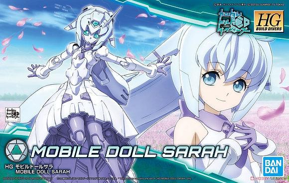 Mobile Doll Sarah (HGBD) (Gundam Model Kits)