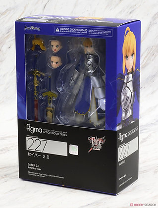 "figma ""Fate/stay night"" Saber 2.0"