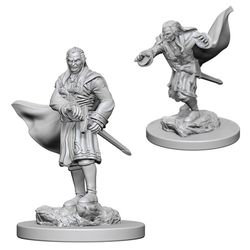 DUNGEONS AND DRAGONS: NOLZUR'S MARVELOUS UNPAINTED MINIATURES - VAMPIRES Add to