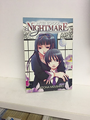 After School Nightmare Vol. 7Paperback – April 1, 2008  bySetona Mizushiro