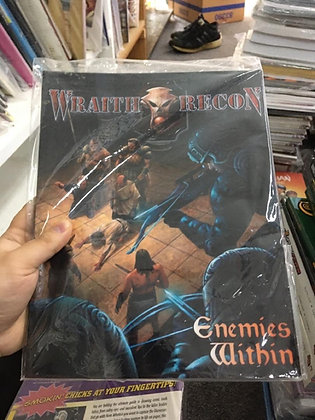D&D 4TH ED GSL WRAITH RECON ENEMIES WITHIN MONGOOSE PUBLISHING (W)