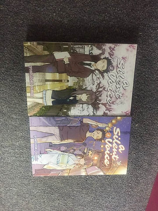 A Silent Voice GN VOL  2,5 English Manga Books