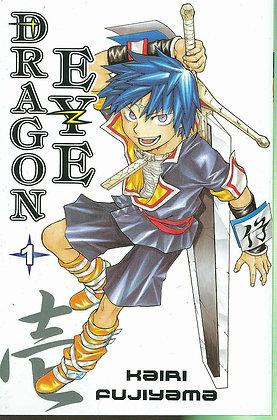 DRAGON EYE GN VOL. 1,2,3,4,5 ,6,7,8 (Manga)