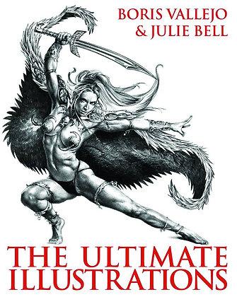 BORIS VALLEJO & JULIE BELL ULTIMATE ILLUSTRATIONS SC (C: 0-1 HARPER COLLINS PUBL