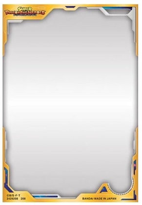 """Bandai """"Super Dragon Ball Heroes"""" Official Sleeve Universe Mission"""
