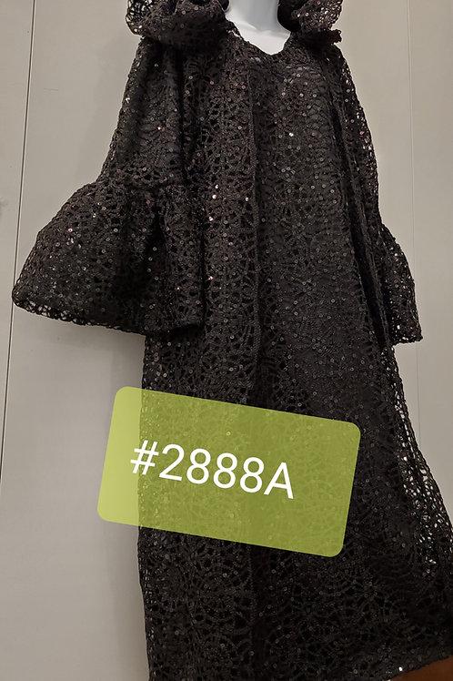 #2888A 2 pcs dress