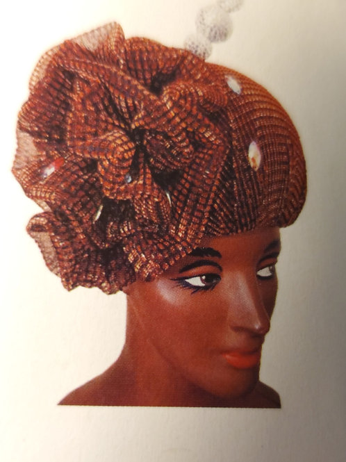 Copper hat