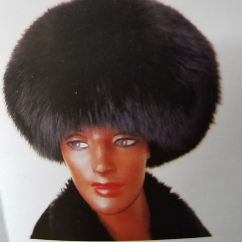 Full fur hat