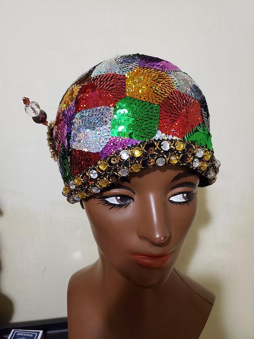 #904 fancy hat