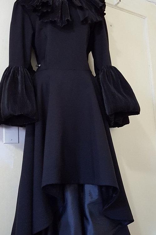 Blk.dress  HL