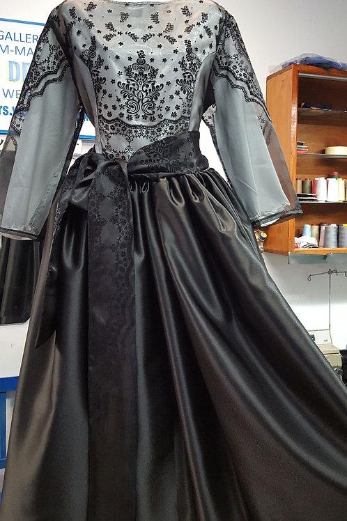 Blk dress