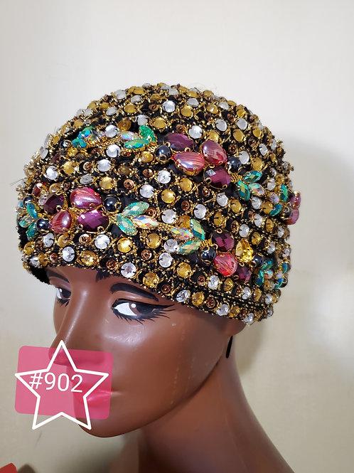 #902 fancy Lucy Hat