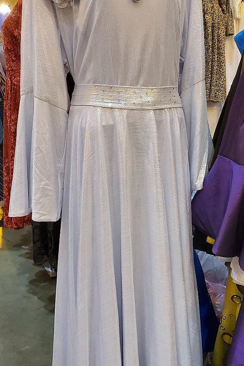 Silve dress