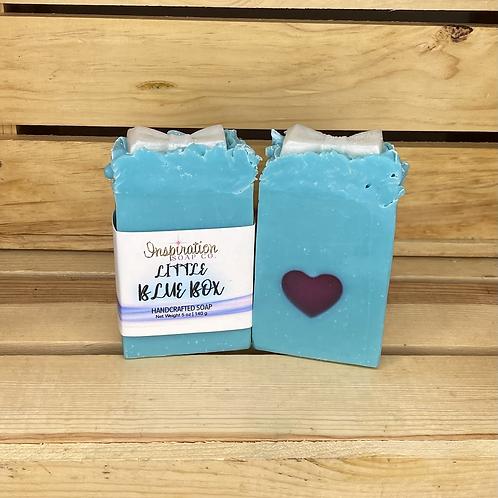 Little Blue Box Soap