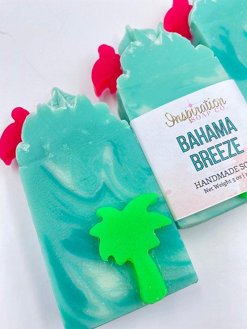 Bahama Breeze Soap
