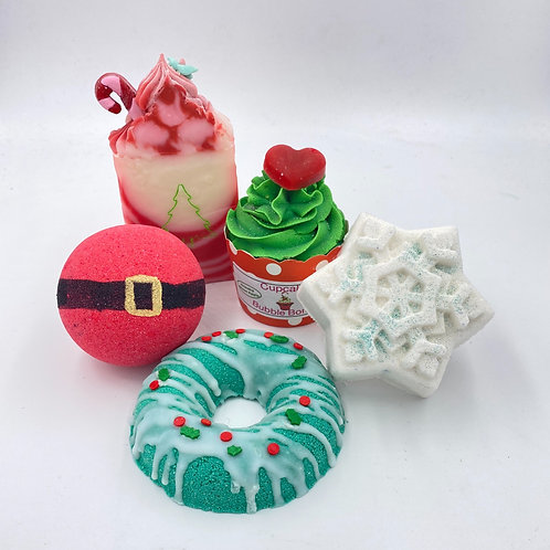 Bubbling Christmas Gift Pack