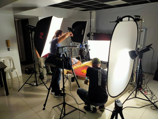 Photo and video shoots after the Covid Lockdown, no worries!