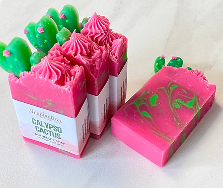 Calypso Cactus Soap