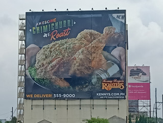 Kenny's Chimichurri Billboard