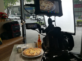 Shooting for CPK Philippines
