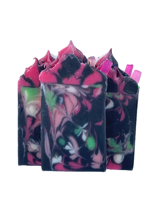Pink October Soap