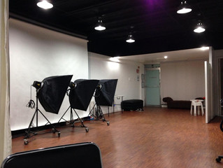 Still looking for a new studio