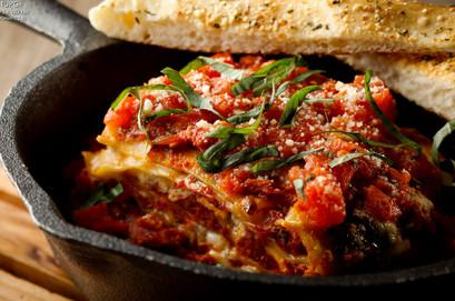 CPK baked lasagna