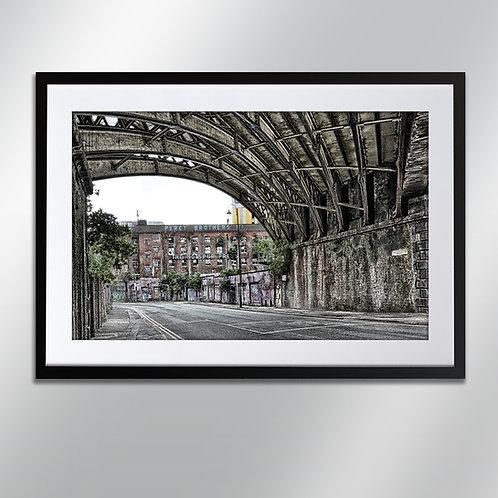 Manchester Hotspur Press, Wall Art, Cityscape, Fine Art Photo