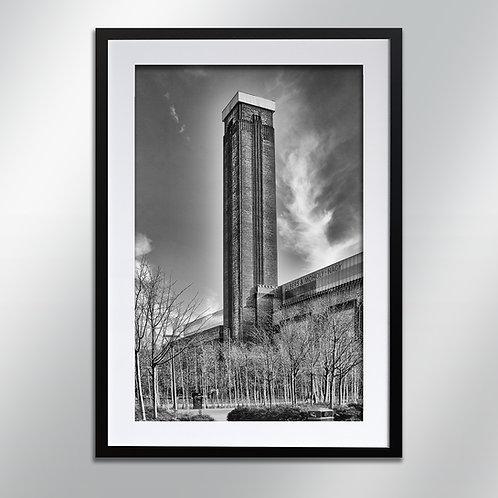 London Tate Modern, Wall Art, Cityscape, Fine Art Photography