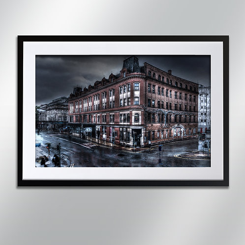 Manchester Afflecks Palace, Wall Art, Cityscape, Fine Art Photography