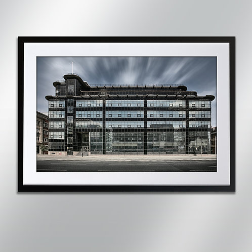 Express building, Wall Art, Cityscape, Fine Art Photo