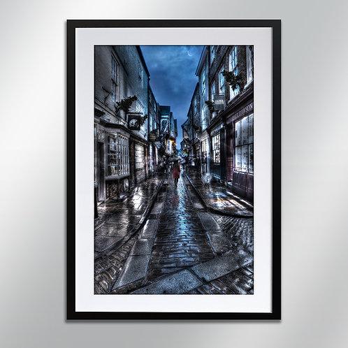 Shambles York, Wall Art, Cityscape, Fine Art Photograp