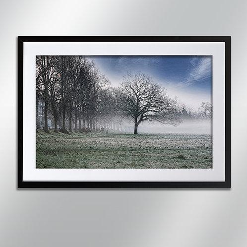 Knutsford Heath, Wall Art, Cityscape, Fine Art Photography