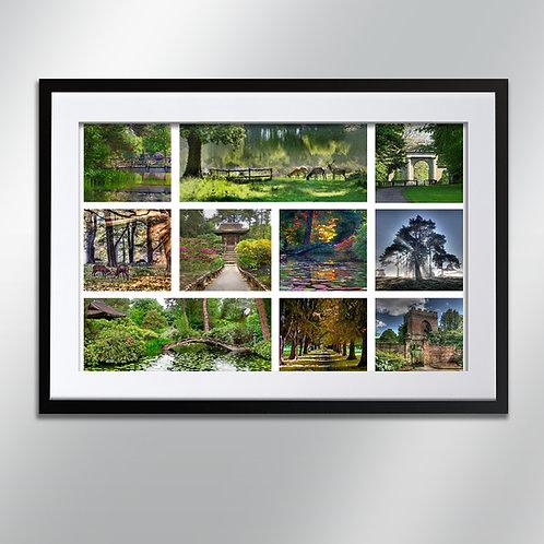Tatton park montage, Wall Art, Cityscape, Fine Art Photography