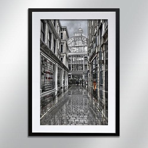 Manchester Barton Arcade, Wall Art, Cityscape, Fine Art Photography