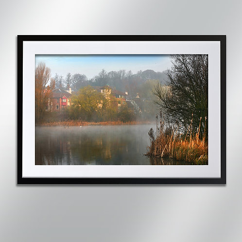 Knutsford Moor, Wall Art, Cityscape, Fine Art Photography