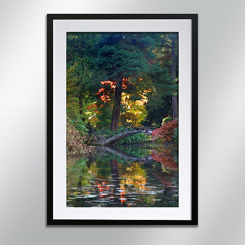 Tatton park eye bridge, Wall Art, Cityscape, Fine Art Photography
