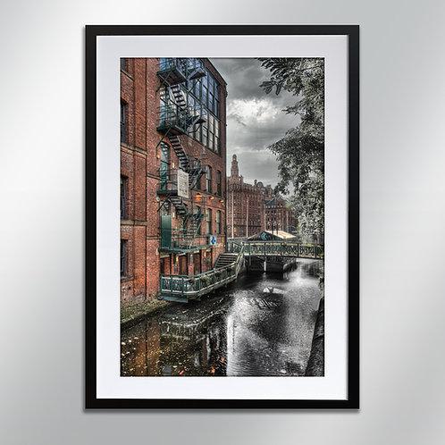 Manchester canal street, Wall Art, Cityscape, Fine Art Photo