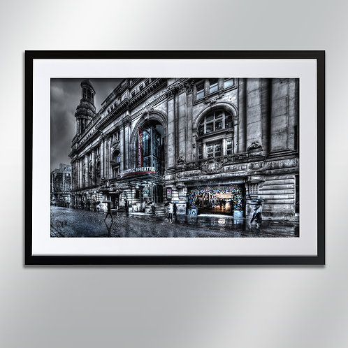 Manchester Royal Exchange, Wall Art, Cityscape, Fine Art Photography