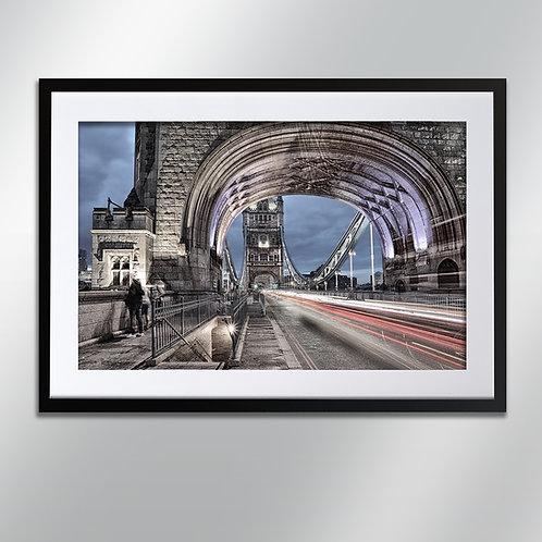 London Bridge, Wall Art, Cityscape, Fine Art Photography