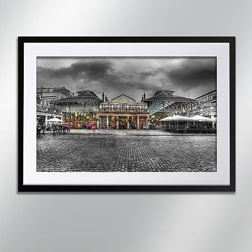 London Covent Garden, Wall Art, Cityscape, Fine Art Photograph
