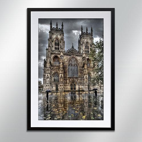 York Minster, Wall Art, Cityscape, Fine Art Photograp