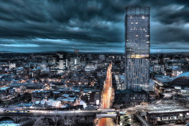 Manchester Deansgate And Hilton.jpg