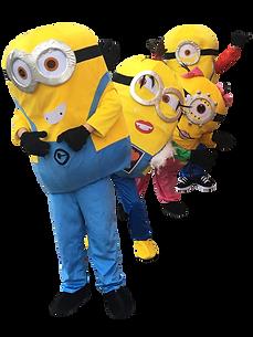 Mascotte minions