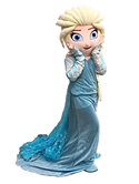 Mascotte reine des neiges