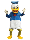 Mascotte Donald