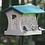 Thumbnail: Bird's Choice - Recycled Hopper Bird Feeder - 4 Gallon