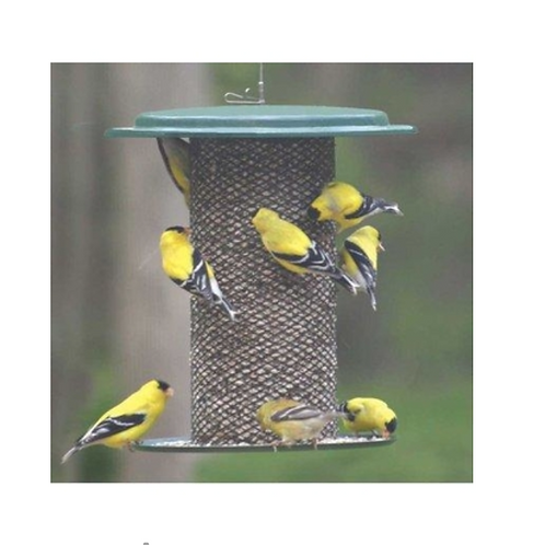 Birds Choice - Magnet Mesh Safflower Feeder - Green